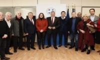 Η λειτουργία του Πάρκου Τρίτση σε διευρυμένη συνάντηση υπό την προεδρία του Γ. Πατούλη